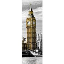"""Дизайнерская модульная картина: """"Вестминстерский дворец"""""""