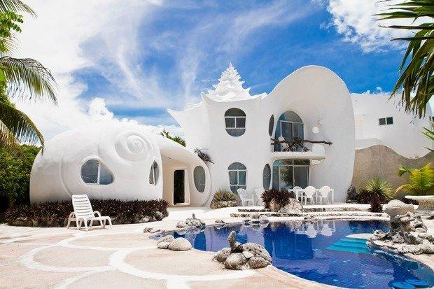 Фотография: Архитектура в стиле ,  – фото на INMYROOM