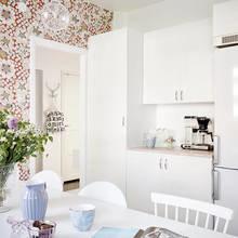 Фото из портфолио Цветочные принты в интерьере – фотографии дизайна интерьеров на INMYROOM