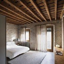Фотография: Спальня в стиле Кантри, Лофт, Квартира, Дом, Испания, Дома и квартиры – фото на InMyRoom.ru