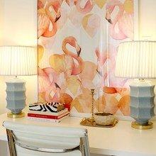 Фотография: Декор в стиле Классический, Кабинет, Декор интерьера, Интерьер комнат, Стулья, Лампы, DG Home – фото на InMyRoom.ru