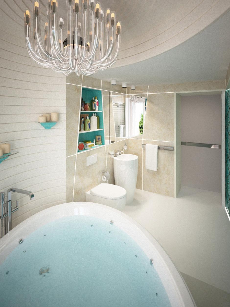 Фотография: Ванная в стиле Лофт, Современный, Эклектика, Квартира, Перепланировка – фото на InMyRoom.ru