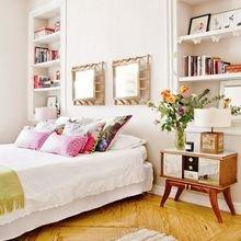 Фотография: Спальня в стиле Скандинавский, Декор интерьера, Карта покупок, BoDeCo, DG Home, IFAB, Romantic Home, Cosmorelax, ИноВид, Pichshop, InoVid, Elpastel – фото на InMyRoom.ru