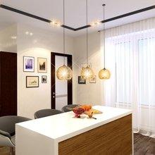 Фото из портфолио 2-к квартира, ЖК «Парк-холл горький» – фотографии дизайна интерьеров на InMyRoom.ru