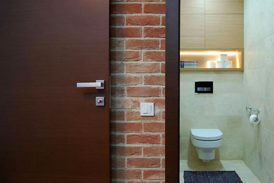Фотография: Ванная в стиле Лофт, Декор интерьера, Квартира, Дома и квартиры, Проект недели – фото на InMyRoom.ru