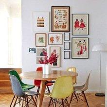 Фотография: Кухня и столовая в стиле Современный, Декор интерьера, Дом, Декор дома, Стены, Постеры – фото на InMyRoom.ru