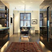 Фотография: Кухня и столовая в стиле Современный, Гид, Келли Хоппен – фото на InMyRoom.ru