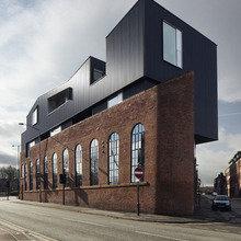 Фотография: Архитектура в стиле Современный, Дома и квартиры, Городские места, Архитектурные объекты – фото на InMyRoom.ru