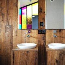 Фото из портфолио Красочный ХАЙ-ТЕК – фотографии дизайна интерьеров на InMyRoom.ru