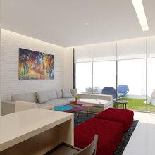 Фото из портфолио Apartment 3 – фотографии дизайна интерьеров на InMyRoom.ru