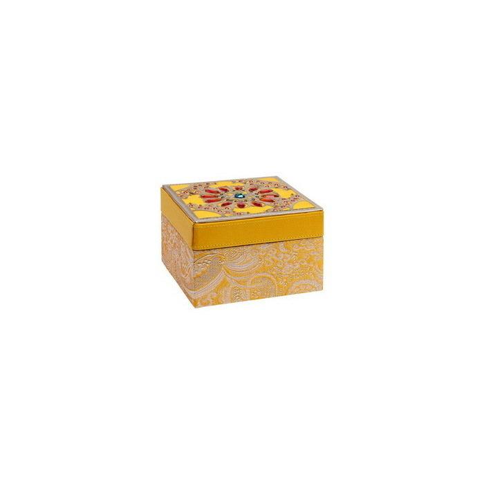 Декоративная шкатулка Blossom Yellow