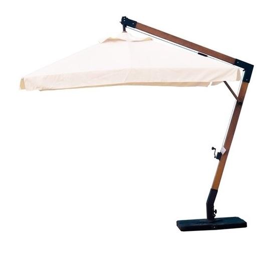 Зонт Ливорно складной бежевый
