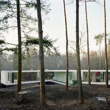 Фотография: Архитектура в стиле Современный, Декор интерьера, Дом, Дома и квартиры, Архитектурные объекты, Большие окна, Голландия – фото на InMyRoom.ru