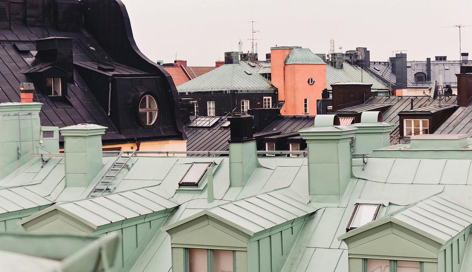 Фотография: Архитектура в стиле , Скандинавский, Малогабаритная квартира, Квартира, Терраса, Дома и квартиры, Мансарда – фото на InMyRoom.ru