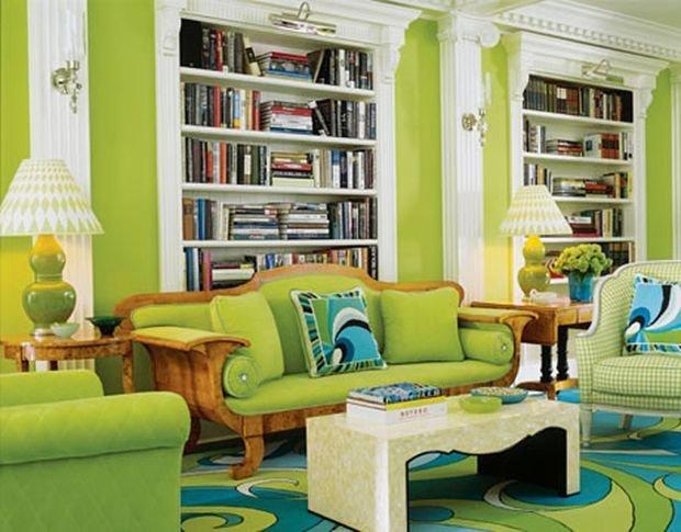 Фотография: Спальня в стиле Современный, Декор интерьера, Квартира, Дом, Декор, Зеленый – фото на InMyRoom.ru