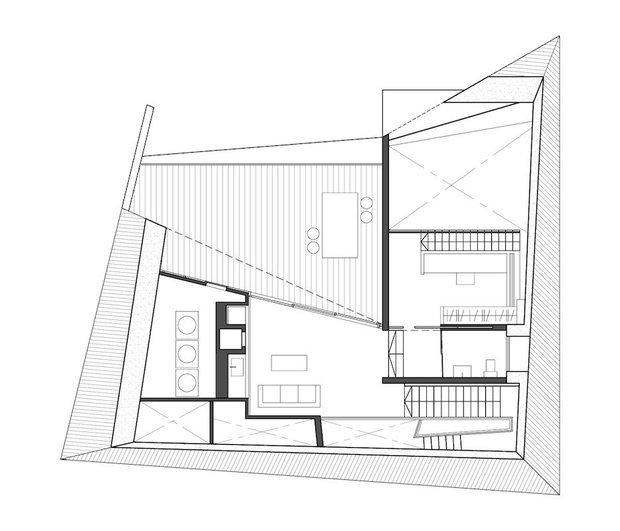 Фотография: Планировки в стиле , Декор интерьера, Дом, Дома и квартиры, Архитектурные объекты, Минимализм – фото на InMyRoom.ru