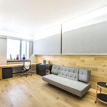 Фотография: Офис в стиле Лофт, Гостиная, Декор интерьера, Интерьер комнат – фото на InMyRoom.ru