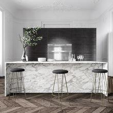 Фото из портфолио Современная классика+минимализм – фотографии дизайна интерьеров на InMyRoom.ru