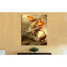 Декоративная картина на холсте: Наполеон Бонапарт