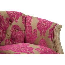 Кресло Cabriole Elizabeth Розового цвета