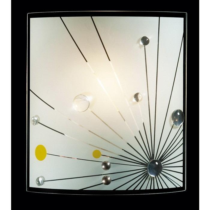 Настенный светильник Eurosvet хром