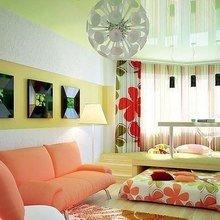 Фотография: Спальня в стиле Кантри, Современный, Детская, Декор интерьера, Мебель и свет, Кровать, Подиум – фото на InMyRoom.ru