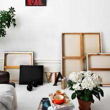 Фотография: Гостиная в стиле Скандинавский, Малогабаритная квартира, Квартира, Дома и квартиры – фото на InMyRoom.ru