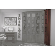 Шкаф для книг Sherlock