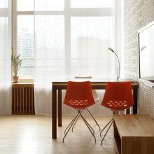 Фотография: Кухня и столовая в стиле Современный, Квартира, Calligaris, Дома и квартиры – фото на InMyRoom.ru