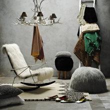 Фотография: Декор в стиле Скандинавский, Декор интерьера, DIY, Цвет в интерьере – фото на InMyRoom.ru