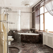 Фото из портфолио Дом в Подмосковье, 1000 м2  – фотографии дизайна интерьеров на INMYROOM