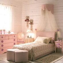 Фотография: Детская в стиле Кантри, Спальня, Декор интерьера, Интерьер комнат – фото на InMyRoom.ru