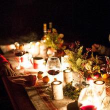 Фотография: Кухня и столовая в стиле Современный, Декор интерьера, Дом, Праздник, Дача, Пикник – фото на InMyRoom.ru
