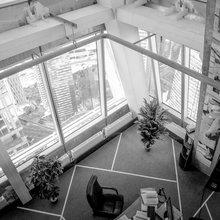 Фото из портфолио Создание офиса издательства в Москва-Сити – фотографии дизайна интерьеров на InMyRoom.ru