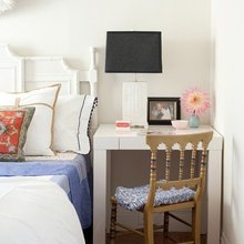 Фото из портфолио Вдохновляющая миниатюрная спальня – фотографии дизайна интерьеров на InMyRoom.ru