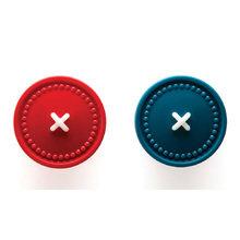 Держатели для полотенец button up разноцветные