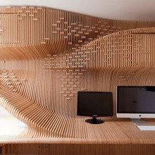 Фотография: Декор в стиле Лофт, Офисное пространство, Офис, Дома и квартиры – фото на InMyRoom.ru