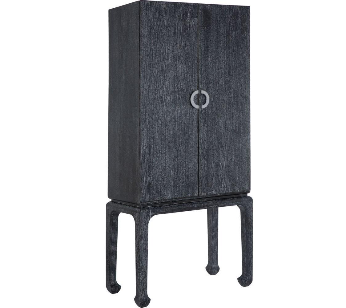 Купить Комод Black Wash с полками и ящиком, inmyroom, Китай