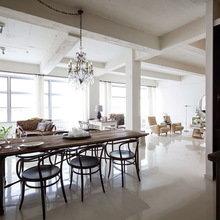 Фото из портфолио Студия в Нью-Йорке – фотографии дизайна интерьеров на INMYROOM