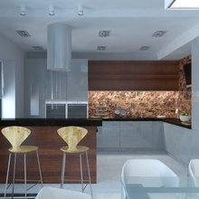 Фото из портфолио дом краснолесье – фотографии дизайна интерьеров на InMyRoom.ru