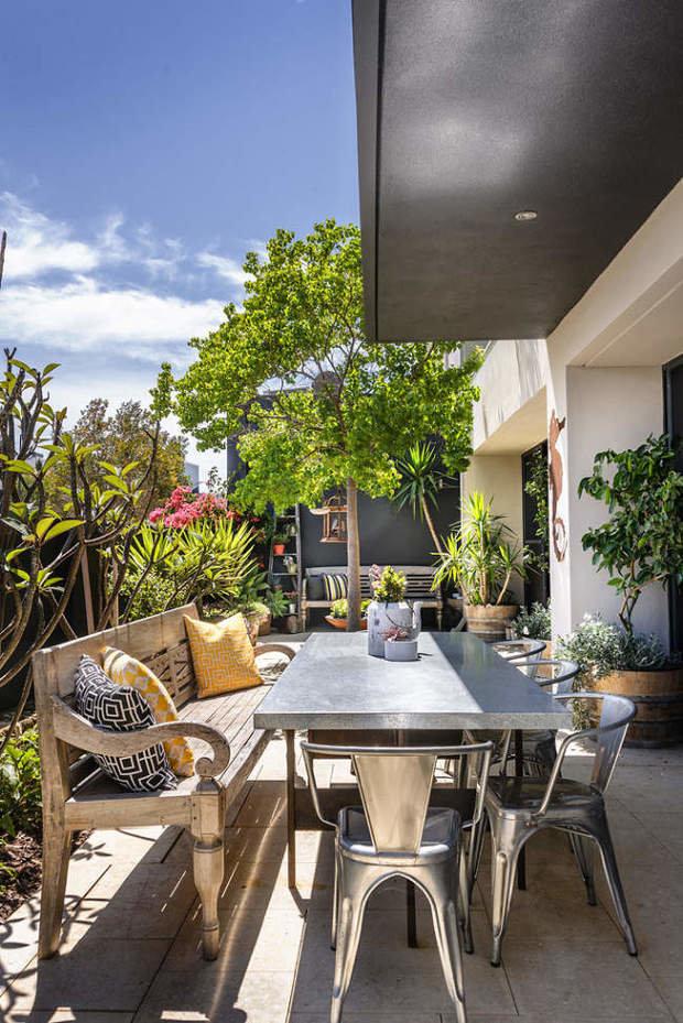 Фотография: Балкон, Терраса в стиле Современный, Дом, Австралия, Дома и квартиры – фото на InMyRoom.ru