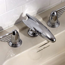 Фотография: Ванная в стиле Современный, Индустрия, Новости, Маркет, Ретро – фото на InMyRoom.ru