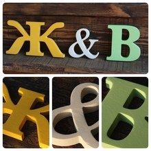 Фото из портфолио Деревянные буквы – фотографии дизайна интерьеров на InMyRoom.ru