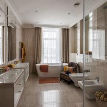 Фотография: Ванная в стиле Классический, Современный, Дом, Проект недели, Никита Морозов, KM Studio, Истринский район – фото на InMyRoom.ru