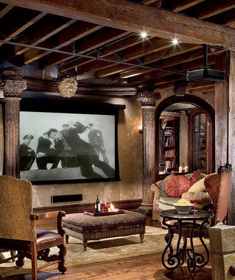 Фотография: Гостиная в стиле Прованс и Кантри, Лофт, Декор интерьера, Квартира, Дома и квартиры, Интерьеры звезд – фото на InMyRoom.ru