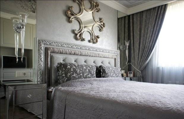 Фото из портфолио Итальянские мотивы (реализованный проект) – фотографии дизайна интерьеров на INMYROOM