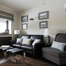 Фотография: Гостиная в стиле Классический, Современный, Декор интерьера, Дом, Дома и квартиры – фото на InMyRoom.ru