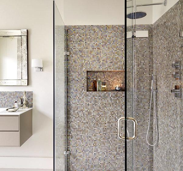 Фотография: Ванная в стиле Эклектика, Интерьер комнат, Проект недели – фото на InMyRoom.ru