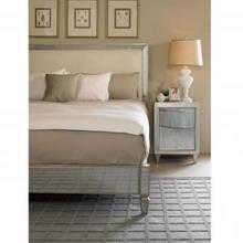 Кровать Samantha Panel Queen Bed