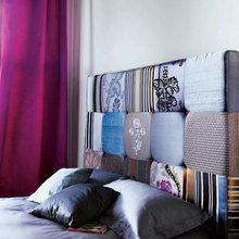 Фотография: Декор в стиле Современный, Спальня, Декор интерьера, DIY, Мебель и свет – фото на InMyRoom.ru